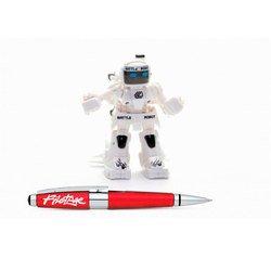 Радиоуправляемый робот Живая сталь (Pilotage RC13719) (белый)