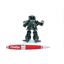 Радиоуправляемый робот Живая сталь (Pilotage RC13720) (черный)
