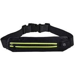 Универсальный чехол-сумочка Hama Active LED (H-177747) (желто-черный)
