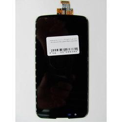 Дисплей для LG K10 LTE K430 Dual Sim с тачскрином (99386) (черный)