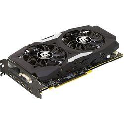 PowerColor Radeon RX 480 1266Mhz PCI-E 3.0 4096Mb 7000Mhz 256 bit DVI HDMI RTL