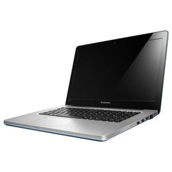 "lenovo ideapad u310 ultrabook (core i3 2367m 1400 mhz/13.3""/1366x768/4096mb/320gb/dvd нет/wi-fi/bluetooth/win 7 hb 64)"