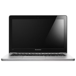 "lenovo ideapad u310 ultrabook (core i5 3317u 1700 mhz/13.3""/1366x768/4096mb/524gb/dvd нет/intel hd graphics 3000/wi-fi/win 7 hb 64)"