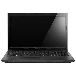 "lenovo b570 (core i3 2350m 2300 mhz/15.6""/1366x768/4096mb/500gb/dvd-rw/wi-fi/bluetooth/win 7 hb)"
