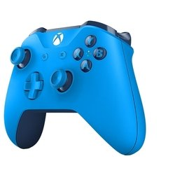 microsoft xbox one wireless controller special edition blue