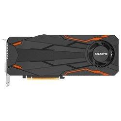 GIGABYTE GeForce GTX 1080 1632Mhz PCI-E 3.0 8192Mb 10010Mhz 256 bit DVI HDMI HDCP Turbo OC RTL