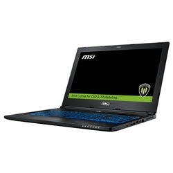 "msi ws60 6qj (intel core i7 6700hq 2600 mhz/15.6""/3840x2160/16gb/1256gb hdd+ssd/dvd нет/nvidia quadro m2000m/wi-fi/bluetooth/win 10 pro)"