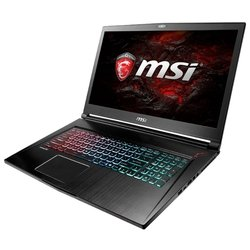"msi gs73vr 6rf stealth pro (intel core i7 6700hq 2600 mhz/17.3""/3840x2160/32gb/2512gb hdd+ssd/dvd нет/nvidia geforce gtx 1060/wi-fi/bluetooth/win 10 home)"