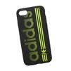 Силиконовый чехол-накладка для Apple iPhone 7 (0L-00029760) (черно-желтый) - Чехол для телефонаЧехлы для мобильных телефонов<br>Силиконовый чехол-накладка для Apple iPhone 7 поможет защитить Ваш мобильный телефон от царапин, потертостей и других нежелательных повреждений.<br>