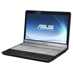 "asus n55sl (core i5 2450m 2500 mhz/15.6""/1366x768/4096mb/750gb/dvd-rw/wi-fi/bluetooth/win 7 hp 64)"