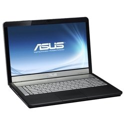 "asus n75sl (core i5 2450m 2500 mhz/17.3""/1920x1080/4096mb/500gb/dvd-rw/wi-fi/bluetooth/win 7 hb 64)"