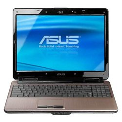 "asus n50vc (core 2 duo t5900 2200 mhz/15.4""/1280x800/2048mb/320.0gb/dvd-rw/wi-fi/bluetooth/win vista hb)"