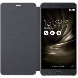 Чехол-книжка для Asus ZenFone 3 Ultra ZU680KL (Asus Folio Cover 90AC01I0-BCV001) (черный)