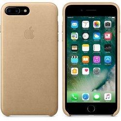 Чехол-накладка для Apple iPhone 7 Plus (Apple Leather Case MMYL2ZM/A) (бежевый)