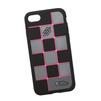 Силиконовый чехол-накладка для Apple iPhone 7 (0L-00029757) (розовая клетка) - Чехол для телефонаЧехлы для мобильных телефонов<br>Силиконовый чехол-накладка для Apple iPhone 7 поможет защитить Ваш мобильный телефон от царапин, потертостей и других нежелательных повреждений.<br>