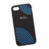 Силиконовый чехол-накладка для Apple iPhone 7 (0L-00029737) (синие круги) - Чехол для телефонаЧехлы для мобильных телефонов<br>Силиконовый чехол-накладка для Apple iPhone 7 поможет защитить Ваш мобильный телефон от царапин, потертостей и других нежелательных повреждений.<br>