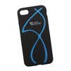 Силиконовый чехол-накладка для Apple iPhone 7 (0L-00029741) (синие полосы) - Чехол для телефонаЧехлы для мобильных телефонов<br>Силиконовый чехол-накладка для Apple iPhone 7 поможет защитить Ваш мобильный телефон от царапин, потертостей и других нежелательных повреждений.<br>