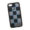 Силиконовый чехол-накладка для Apple iPhone 7 (0L-00029759) (синяя клетка) - Чехол для телефонаЧехлы для мобильных телефонов<br>Силиконовый чехол-накладка для Apple iPhone 7 поможет защитить Ваш мобильный телефон от царапин, потертостей и других нежелательных повреждений.<br>