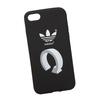 Силиконовый чехол-накладка для Apple iPhone 7 (0L-00029751) (серая стрелка) - Чехол для телефонаЧехлы для мобильных телефонов<br>Силиконовый чехол-накладка для Apple iPhone 7 поможет защитить Ваш мобильный телефон от царапин, потертостей и других нежелательных повреждений.<br>