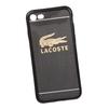 Силиконовый чехол-накладка для Apple iPhone 7 (0L-00029533) (Золотой Lacoste, черный) - Чехол для телефонаЧехлы для мобильных телефонов<br>Силиконовый чехол-накладка для Apple iPhone 7 поможет защитить Ваш мобильный телефон от царапин, потертостей и других нежелательных повреждений.<br>