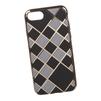Силиконовый чехол-накладка для Apple iPhone 7 (0L-00029551) (клетка с полосками) - Чехол для телефонаЧехлы для мобильных телефонов<br>Силиконовый чехол-накладка для Apple iPhone 7 поможет защитить Ваш мобильный телефон от царапин, потертостей и других нежелательных повреждений.<br>