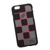 Силиконовый чехол-накладка для Apple iPhone 6, 6S (0L-00029728) (розовая клетка) - Чехол для телефонаЧехлы для мобильных телефонов<br>Силиконовый чехол-накладка для Apple iPhone 6, 6S поможет защитить Ваш мобильный телефон от царапин, потертостей и других нежелательных повреждений.<br>