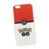 Силиконовый чехол-накладка для Apple iPhone 6, 6S (0L-00029484) (Pokemon Go PokeBall) - Чехол для телефонаЧехлы для мобильных телефонов<br>Силиконовый чехол-накладка для Apple iPhone 6, 6S поможет защитить Ваш мобильный телефон от царапин, потертостей и других нежелательных повреждений.<br>