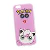 Силиконовый чехол-накладка для Apple iPhone 6, 6S (0L-00029478) (Pokemon Go Джигглипуф) - Чехол для телефонаЧехлы для мобильных телефонов<br>Силиконовый чехол-накладка для Apple iPhone 6, 6S поможет защитить Ваш мобильный телефон от царапин, потертостей и других нежелательных повреждений.<br>