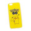 Силиконовый чехол-накладка для Apple iPhone 6, 6S (0L-00029477) (Pokemon Go Пикачу) - Чехол для телефонаЧехлы для мобильных телефонов<br>Силиконовый чехол-накладка для Apple iPhone 6, 6S поможет защитить Ваш мобильный телефон от царапин, потертостей и других нежелательных повреждений.<br>