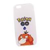Силиконовый чехол-накладка для Apple iPhone 6, 6S (0L-00029483) (Pokemon Go Псидак) - Чехол для телефонаЧехлы для мобильных телефонов<br>Силиконовый чехол-накладка для Apple iPhone 6, 6S поможет защитить Ваш мобильный телефон от царапин, потертостей и других нежелательных повреждений.<br>