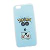 Силиконовый чехол-накладка для Apple iPhone 6, 6S (0L-00029480) (Pokemon Go Сквиртл) - Чехол для телефонаЧехлы для мобильных телефонов<br>Силиконовый чехол-накладка для Apple iPhone 6, 6S поможет защитить Ваш мобильный телефон от царапин, потертостей и других нежелательных повреждений.<br>