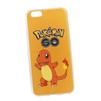 Силиконовый чехол-накладка для Apple iPhone 6, 6S (0L-00029482) (Pokemon Go Чармандер) - Чехол для телефонаЧехлы для мобильных телефонов<br>Силиконовый чехол-накладка для Apple iPhone 6, 6S поможет защитить Ваш мобильный телефон от царапин, потертостей и других нежелательных повреждений.<br>