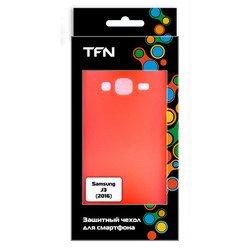 Чехол-накладка для Samsung Galaxy J3 (2016) SM-J320 (TFN CC-05-008TPUOR) (оранжевый)