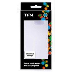 Чехол-накладка для Samsung Galaxy S7 Edge (TFN CC-05-015TPUCL) (матовый)