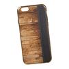 Силиконовый чехол-накладка для Apple iPhone 6, 6S (0L-00029523) (кожа и дерево, золотистый) - Чехол для телефонаЧехлы для мобильных телефонов<br>Силиконовый чехол-накладка для Apple iPhone 6, 6S поможет защитить Ваш мобильный телефон от царапин, потертостей и других нежелательных повреждений.<br>