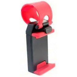 Универсальный автомобильный держатель Wiiix HT-20RR (черный, красный)