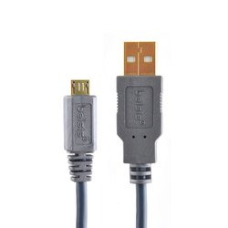 кабель usb am-microusb m 1.8м (belsis sg1195) (черный)