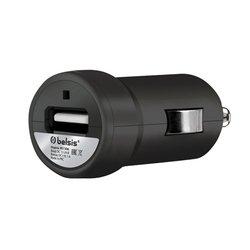 Универсальное автомобильное зарядное устройство Belsis BS1306 (черный)