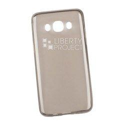 Силиконовый чехол-накладка для Samsung Galaxy J5 2016 (0L-00029804) (серый)