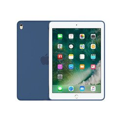 Чехол-накладка для Apple iPad Pro 9.7 (Apple Silicone Case MN2F2ZM/A) (голубой)