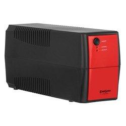 Exegate Power Back BNB-600 (EP254853RUS) (черно-красный)