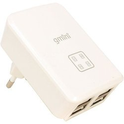 Gmini GM-WC-0123-4USB (белый)