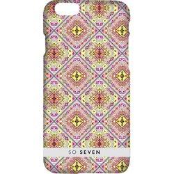 Чехол-накладка для Apple iPhone 7 Plus (So Seven Inca SVNCSIN4IP7P) (желтый)