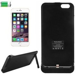 Чехол-аккумулятор для Apple iPhone 6 Plus, 6S Plus, 7 Plus 4000 mAh (99817) (черный)