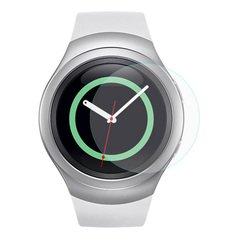 Защитное стекло для Samsung Gear S2 (Tempered Glass YT000008545) (прозрачный)