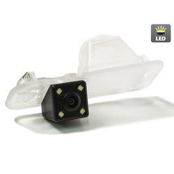 CMOS ECO LED штатная камера заднего вида для Kia Rio II (2005-2010) Sedan, Rio III (2011-...) Sedan (Avis AVS112CPR (#036))