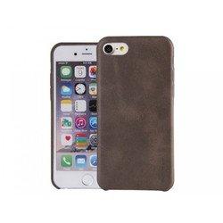 Чехол-накладка для Apple iPhone 7 (Uniq Outfitter IP7HYB-OFTBWN) (коричневый)