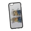 Чехол-накладка для Apple iPhone 6, 6s (Liberti Project 0L-00029341) - Чехол для телефонаЧехлы для мобильных телефонов<br>Чехол-накладка плотно облегает заднюю крышку телефона и надежно защищает его от пыли и царапин.<br>