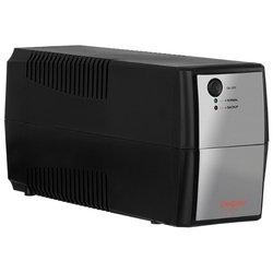 ExeGate Power Back BNB 400 (черно-серебристый)