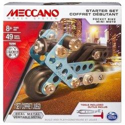 Meccano STEM 16204 Минибайк